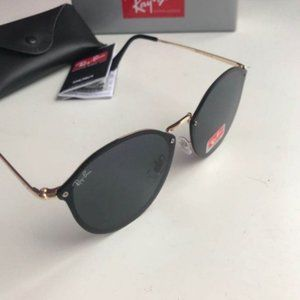 New Ray-Ban 3574 59mm Black Sunglasses